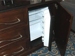 nightstand refrigerator