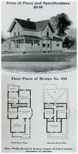 Floor Plans Of Homes 345 Best Vintage House Plans Images On Pinterest Vintage Houses