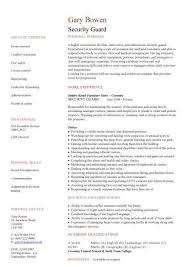 security guard resume exle my essay writer custom writing companies muslim voices