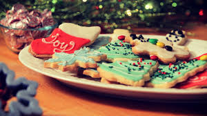 Awesome Christmas Cookies Wallpaper 6771901