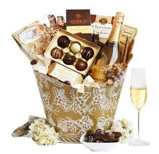 new gift baskets new years gifts