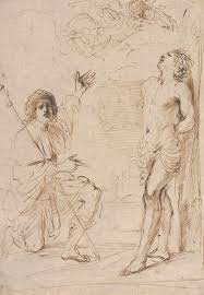 john d reilly collection of old master drawings snite museum