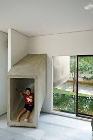 ausgefallene kinderzimmer schöne wohnideen mit indoor rutsche für eine ausgefallene einrichtung