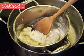Do Ahead Mashed Potatoes For Thanksgiving Tip How To Make Ahead And Reheat Mashed Potatoes Blog Noshon It