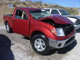 used 2006 nissan frontier king cab 4 0l salvage truck parts sacramento