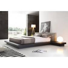 Modern Bedroom Modern Contemporary Bedroom Set Italian Platform - Contemporary platform bedroom sets
