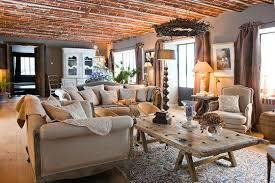 canapé style cagne chic 236439049161345227 dacco cagne chic pour un salon canape style