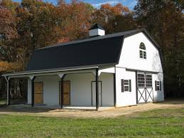 Garage Plans With Living Space Home Plans Gambrel Barn Plans With Living Quarters Pole Barns
