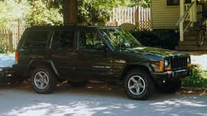 old jeep grand cherokee remembering our cars 1996 jeep cherokee classic autoweek