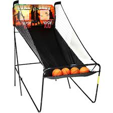 basketball halloween basket ea sports 2 player arcade pop a shot basketball game walmart com