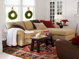 elegant pottery barn room design living room