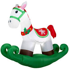 Home Depot Inflatable Christmas Decorations Novelty Christmas Inflatables Outdoor Christmas Decorations