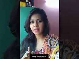 trisha hair in vtv dubsmash cutee sanjeena exclusive new dubsmash 1 vtv simbu