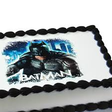 Batman Decoration Batman The Dark Knight Edible Image Cake Decoration