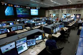 nasa new station flight control room