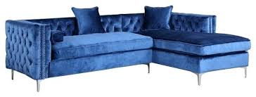 Navy Sectional Sofa Navy Sectional Sofa Adrop Me