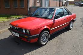 rare 1989 e30 325i baur tc2 manual glasgow 3295 retro rides