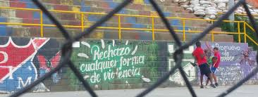 What Does Wall Mean by Colombia What Does Peace Mean In Comuna 13 Latin America Bureau