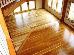 cherry wide plank wood flooring