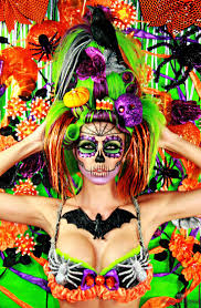 Dia De Los Muertos Halloween Decorations 91 Best Diva De Los Muertos Images On Pinterest Sugar