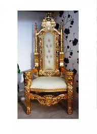 Throne Chair Throne Chair With Gold King Beautiful Gold Throne Chair 5
