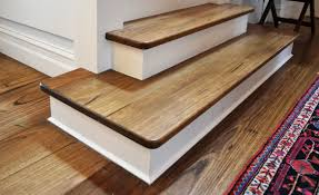 Laminate Flooring On Stairs Nosing Choosing The Best Staircase Nosing Style Gowling Stairs