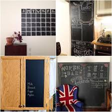 how to use chalkboard contact paper for home decor kassa
