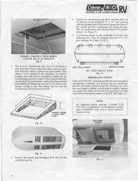 Coleman Air Conditioner Parts For Rvs Hephh Com Coolers Devices