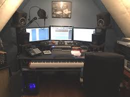 studio build in unfinished