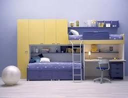 letto a con scrivania cameretta con letto a con scrivania e armadio a ponte