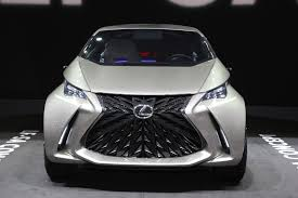 lexus lf lc black lexus lf sa city car concept arrives in geneva