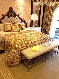 zhong kai versace master bedroom in shanghai my work pinterest