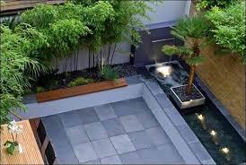 Landscape Design For Small Backyard Cool Small Sloped Backyard - Designing a small backyard