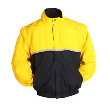 bike outerwear lawpro deluxe bike patrol jacket