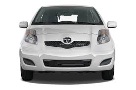 2011 toyota yaris reviews and rating motor trend