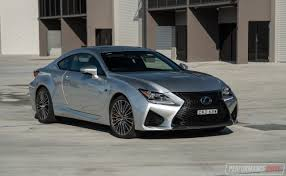 rcf lexus 2017 interior 2017 lexus rc f review video performancedrive
