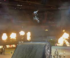 freestyle motocross game freestyle motocross at liverpool international horse show 2017