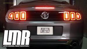mustang third brake light restore mustang 3rd brake light pulser review install 2010 2014 all