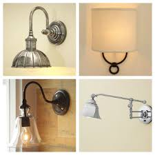 modern house interior pottery barn bathroom light sconces pottery