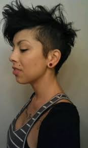 how do u cut shaved sides haircut best 25 short hair shaved sides ideas on pinterest shaved sides