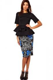 peplum dress plus size black classic zipper peplum dress white peplum dresses