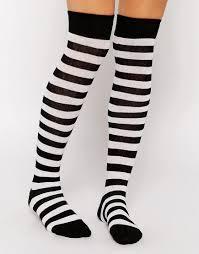 halloween knee socks blog archive friday fashion fix halloween costume