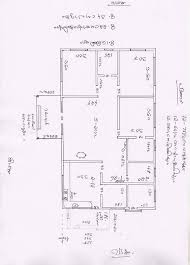 3 bhk house plan 3 bhk single floor in kerala style in 1300 sq ft interior home plan