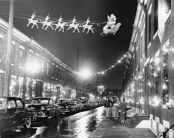 28 vintage photos of philadelphia during the holidays