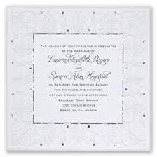 silver wedding invitations silver wedding invitations invitations by