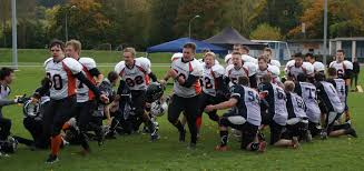 Bembe Bad Mergentheim Bad Mergentheim Wolfpack American Football