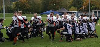 Sparkasse Bad Mergentheim Bad Mergentheim Wolfpack American Football