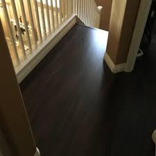Foam Backed Laminate Flooring Dekorman Laminate Flooring Chocolate Mocha Amazon Com