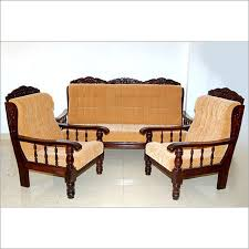 Wooden Furniture Designer Wooden Double Cot Manufacturer From - Teak wood sofa set designs