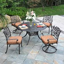 Dining Patio Set Patio Furniture Dining Set Kennel Real Scoop